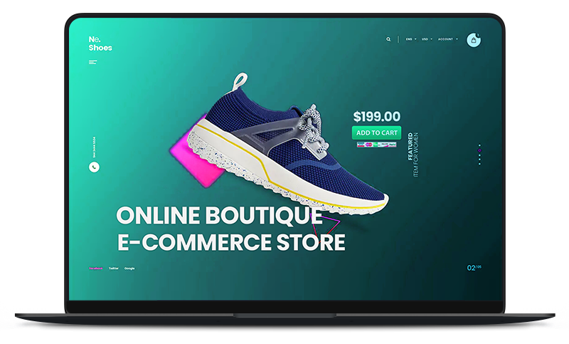 Unlimited ecommerce website maintenance
